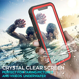Waterproof Case For Apple iPhone 12 / Pro Max / Mini Shockproof Screen Protector