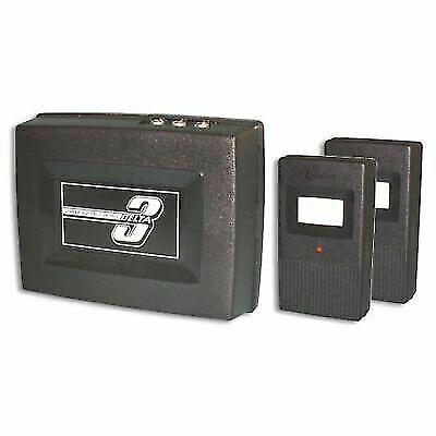 2 DT Remote Control  093863103445 Linear DD Delta-3 24-V Radio Receiver DR3 A