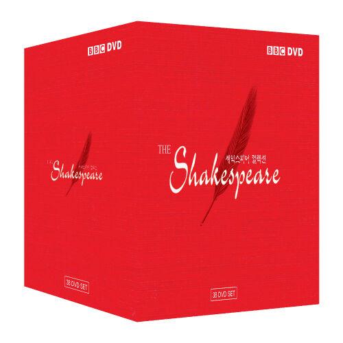 Bbc Tv Shakespeare Dvd Collection All 37 Plays 2 Bonus Discs 40 Ebay