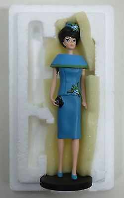 The Classic Barbie Figurine Collection FASHION EDITOR The Danbury Mint