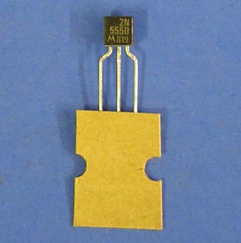 2N5550 (Lot of 30) NPN Bipolar Transistor (SI)