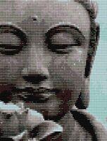 Buddha 2 6 X 6 Loomed Beading Pattern By Karen Zumbrun