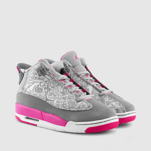 Details about Nike YOUTH Air Jordan Dub Zero SIZE 6Y, FITS WOMEN'S 7.5 BRAND NEW LASER PINK