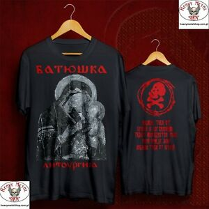 BATUSHKA LITOURGIYA GREY MARY SKULL OFFICIAL T-SHIRT Батюшка STRICT ... 826a84aac4e6a