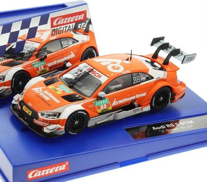 Carrera 30837 Digital Audi RS 5 DTM Jamie Green Slot Car 1 32