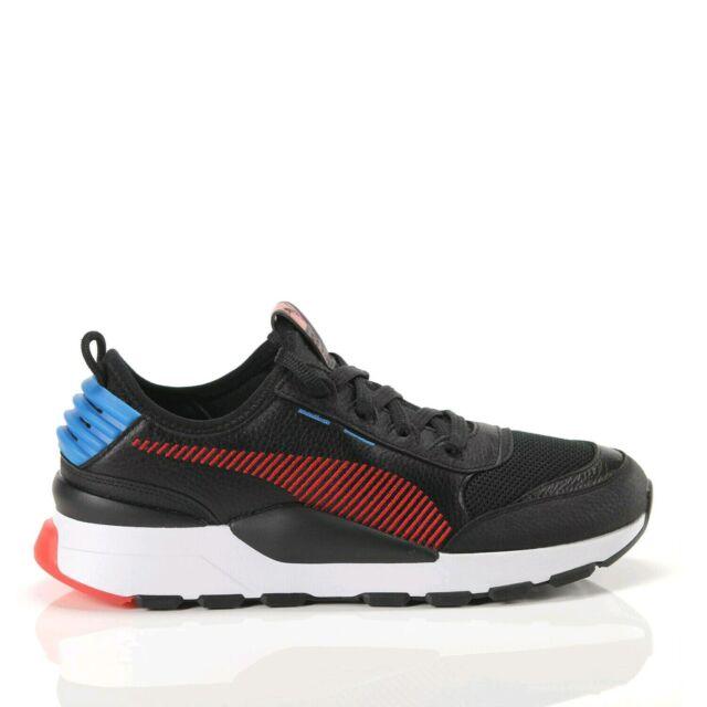 Scarpe Puma Rs 0 Re invention Taglia 43 371828 01 Nero