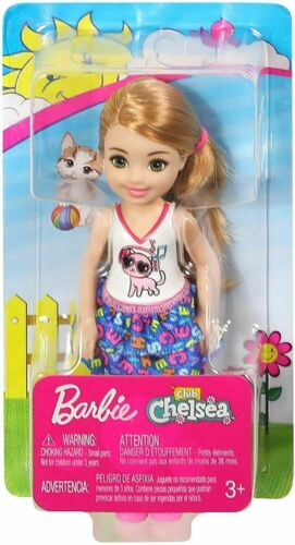 Chelsea anni Barbie Mattel FRL82-3