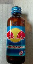 1 Energy Drink Flasche + Red Bull Glasflasche Thai 2 + Leer Empty  Bottle