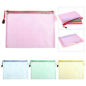 Office & School Supplies Filing Products Lovely Waterproof Document Bag A5 Size Zipper File Pocket Storage Office School Supply