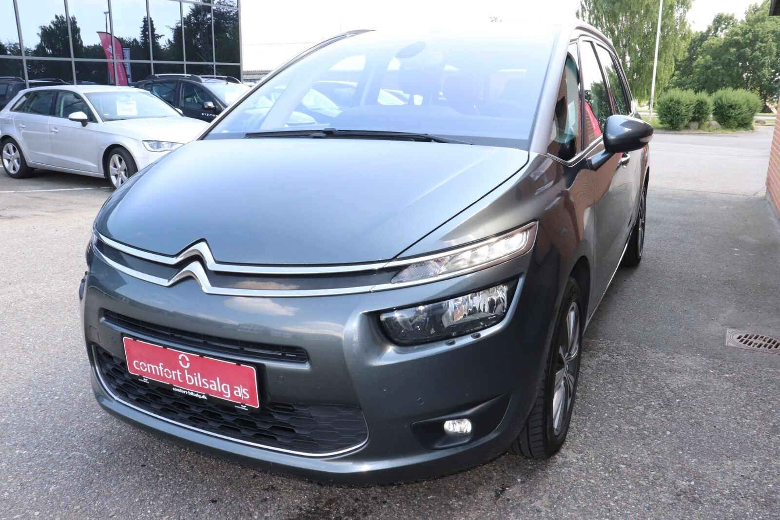 Citroën Grand C4 Picasso 2,0 BlueHDi 150 Intensive EAT6 5d - 209.900 kr.