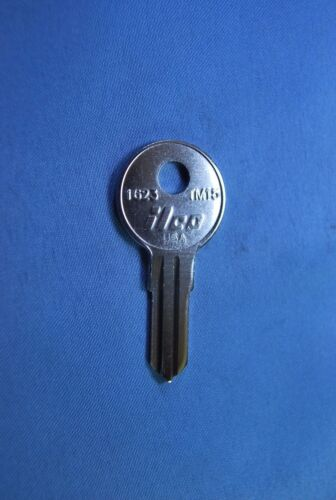 Ilco 1623 keyblank for various toolbox locks and others equiv to Ilco EZ TM15