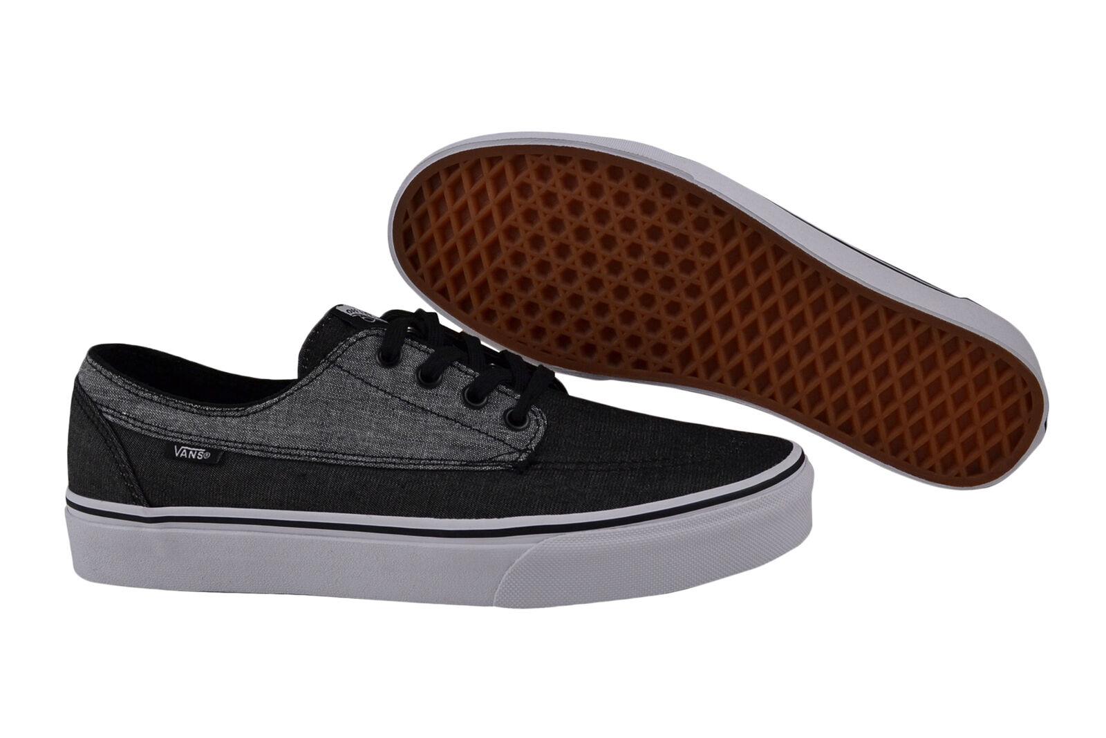 Vans Brigata schwarz Sneaker/Schuhe schwarz ZSLI8F