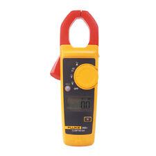 Fluke 302 Clamp Meter Acdc Handheld Multimeter 400a 01 25mm