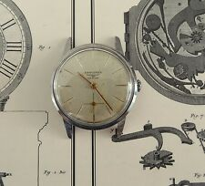montre rare ancienne LONGINES cal 12.68z ref 7222-2 run great vintage swiss