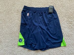 Nike Men's Minnesota Timberwolves basketball shorts