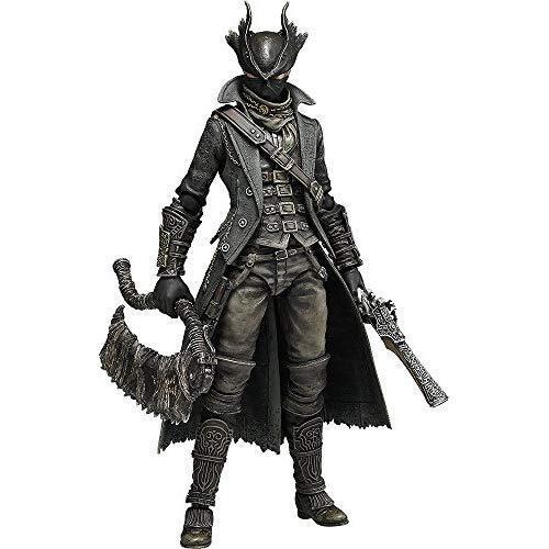 Max Factory figma Bloodborne Hunter  Non Scale Painted azione cifra Japan  qualità autentica