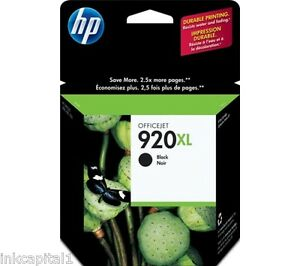 No-920XL-Black-Original-OEM-Inkjet-For-HP-Officejet-7500A
