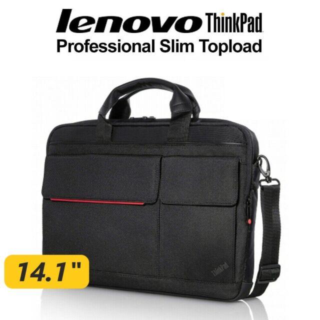 "Lenovo 4X40H75820 ThinkPad 14.1"" Professional Slim Topload Case Travel Essential"