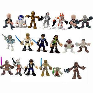 Mulit Kinds Playskool Star Wars Galactic Heroes Hasbro Action Figures to Select
