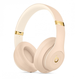 Headphones Desert Sand Beats Studio 3 inalámbricos Wireless SKYLINE COLLECTION