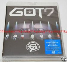 New GOT7 1st Japan Tour 2014 AROUND THE WORLD in MAKUHARI MESSE Blu-ray ESXL-56