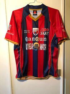 Atlante Fc Cancun Riviera Maya Soccer Jersey (l)-afficher Le Titre D'origine