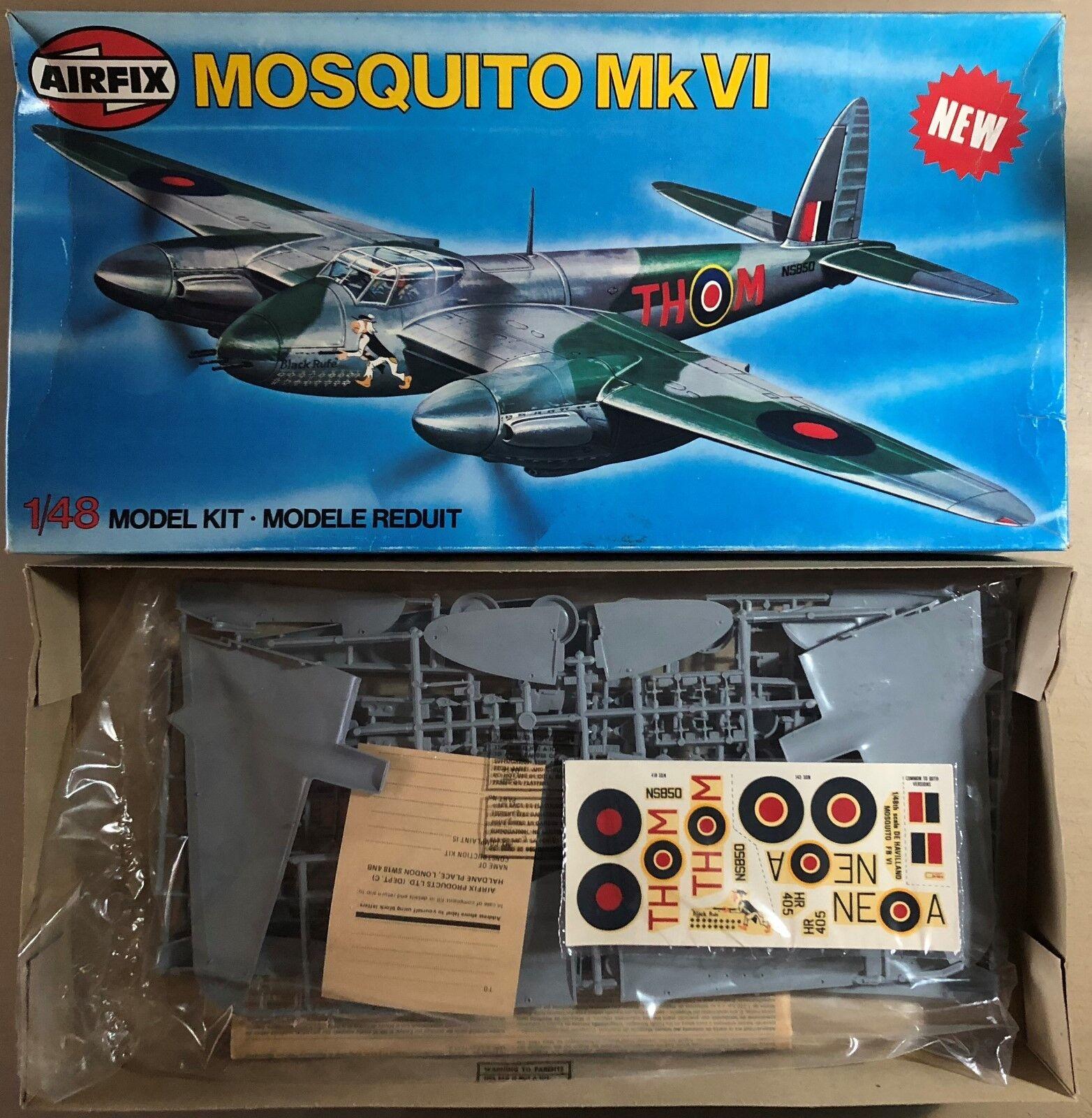 AIRFIX 07100-0 - MOSQUITO Mk VI - 1 48 PLASTIC KIT