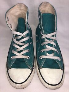 M 5 Chuck Taylor W Canvas Converse 4 Turquoise 5 Vintage Canvas 6 Vintage I76vgYbfy