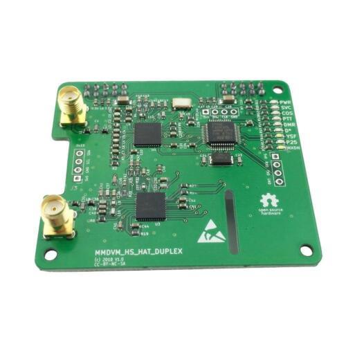 OLED 2019 Duplex MMDVM Hotspot Support P25 DMR YSF NXDN for Raspberry Pi