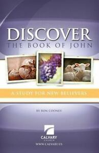 Book of john bible study for new believers