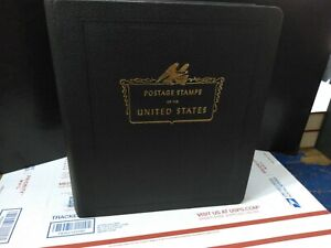 White Ace Specialty Series U.S. Stamp Album Binder - Excellent 3-Ring #2