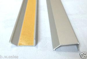 2 Furniture Handles 796mm Drawer Kitchen Glass Door Matt Aluminum Selfadhesive