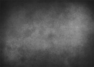 solid retro gradient grey photo background studio portrait backdrops