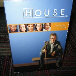 HOUSE-PICK-A-SEASON-DVD-SET-HUGH-LAURIE-ALL-EPISODES-amp-MORE-TO-SET-GUC