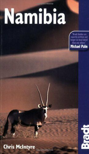 Namibia (Bradt Travel Guides) By Chris Mcintyre