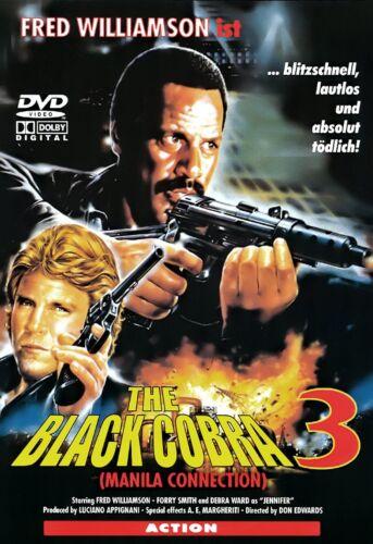1 von 1 - The Black Cobra 3 - Action - DVD