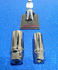 """Blue Point Spark Plug sockets 16mm & 21mm set NEW 3/8"""" Drive sold by Snap On"""