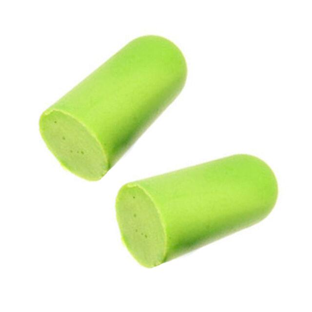 30 pairs soft foam earplugs for Anti noise sleep on car plane travel I5K3