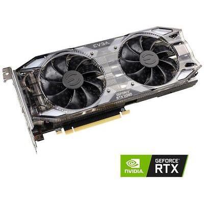 EVGA GeForce RTX 2080 XC GAMING, 08G-P4-2182-KR, 8GB GDDR6, Dual HDB Fans & RGB