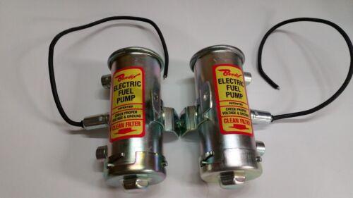 Quattroporte Bendix style fuel pumps *NEW ZINC PLATED* Ghibli Maserati Mexico