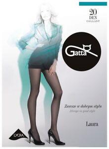 Chargement de l image en cours Collant-voile-noir-transparent-classique- femme-GATTA-LAURA- 5cf85022d4f