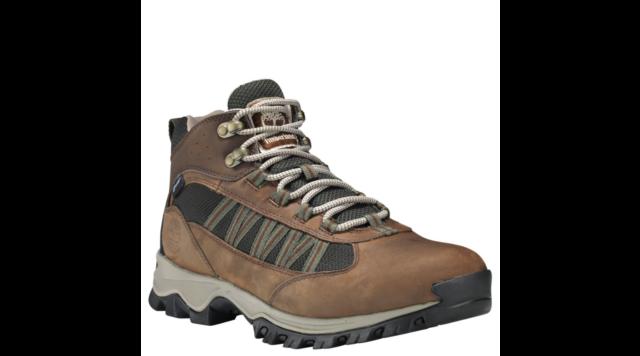 05045b658e3 Men's Timberland MT. MADDSEN LITE Mid Waterproof Hiker Boots A1L3X Brown