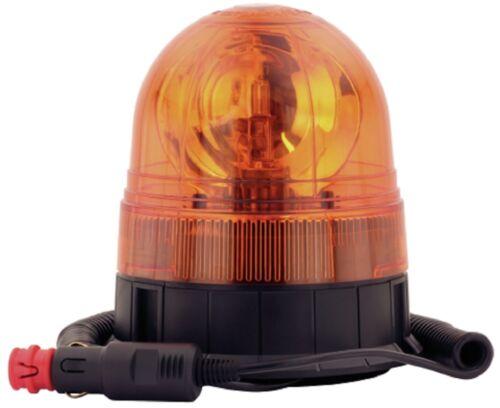 Rundumleuchte mit Kabel 12V 55W Halogenlampe H1 34592