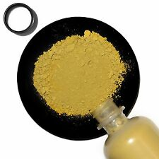 Yellow Iron Oxide 4oz Reagent Grade 99 Pure Sturdy Bottle Ships Same Day