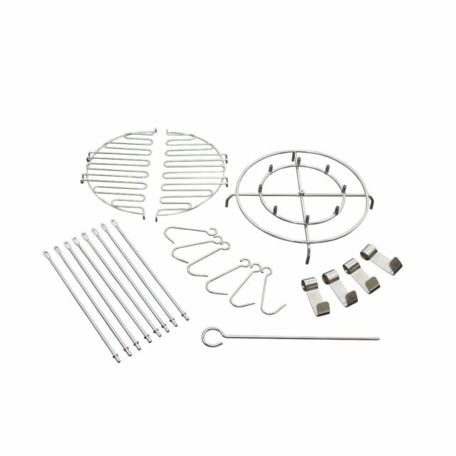 Free Shipping New Char-Broil The Big Easy 22-Piece Turkey Fryer Accessory Kit