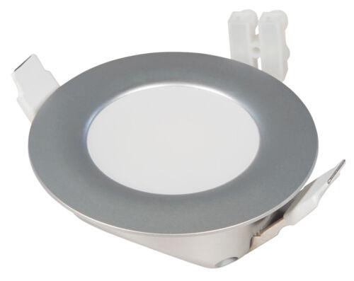 Plat LED installation feux Flip//230v//6w = 60w//plastique sans rouille//ip44