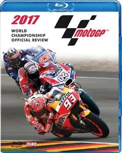 MotoGP 2017 Official Review - (Blu-ray)