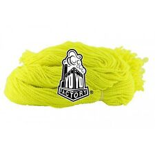 25 Pack Neon Yellow Yo Yo Strings From The YoYoFactory Yo Yo Factory