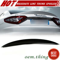 in Stock La Unpaint Maserati Gran Turismo 2dr Mc Type Trunk Boot Spoiler 2014