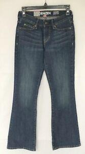Denizen-By-Levi-s-Misses-Modern-Stretch-Denim-Boot-Cut-Jeans-Mid-Rise-Sz-2-Short